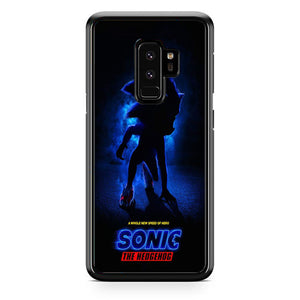 A Whole New Speed Of Hero Sonic The Hedgehog Samsung Galaxy S9 Plus| Babycasee