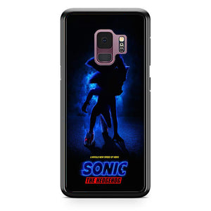 A Whole New Speed Of Hero Sonic The Hedgehog Samsung Galaxy S9 Case | Babycasee