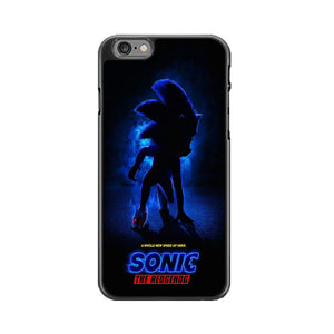 A Whole New Speed Of Hero Sonic The Hedgehog iPhone 6|6S Case | Babycasee