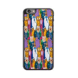 Adventure Time Pattern Doodle Art iPhone 6|6S Case | Babycasee