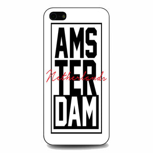 Amsterdam In The Netherlands iPhone 5|5S|SE Case | Babycasee