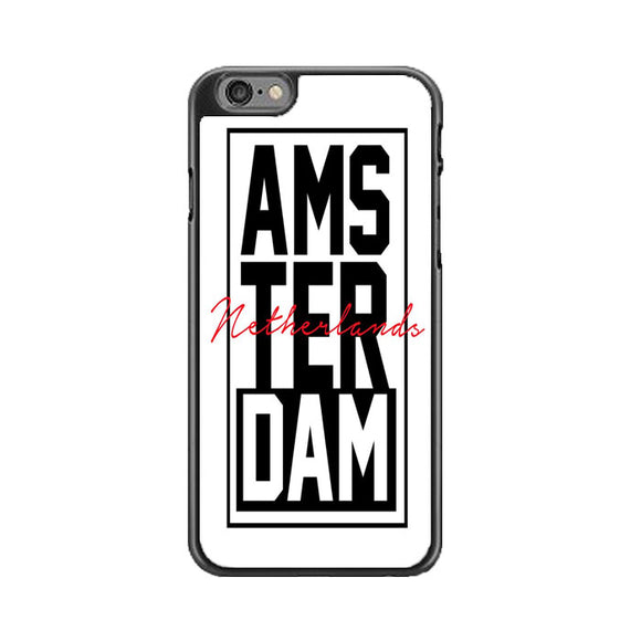 Amsterdam In The Netherlands iPhone 6|6S Case | Babycasee
