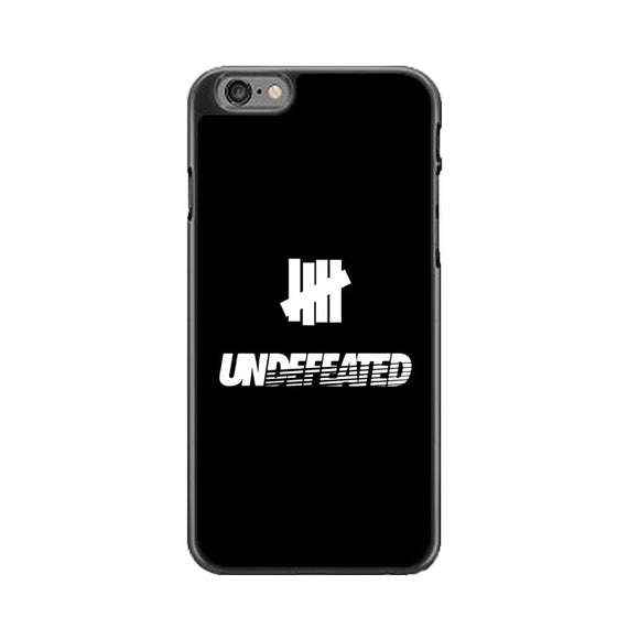 Black White Undefeated Logo iPhone 6|6S Case | Babycasee