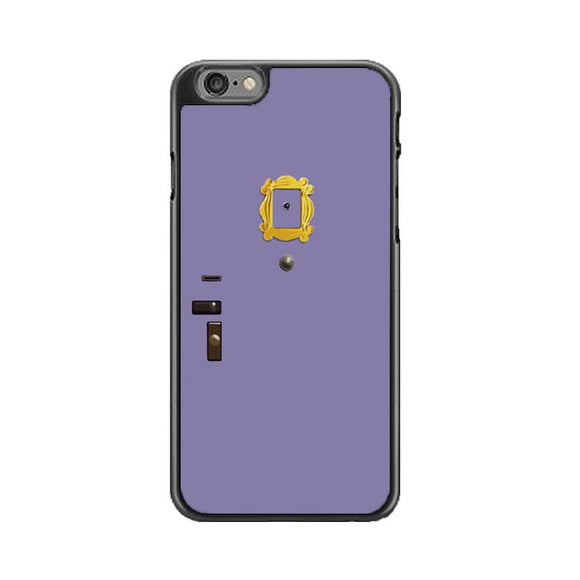Friends Movie Purple Door Pipe Hole iPhone 6|6S Case | Babycasee