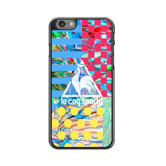 Le Coq Sportif Wallpaper iPhone 6|6S Case | Babycasee