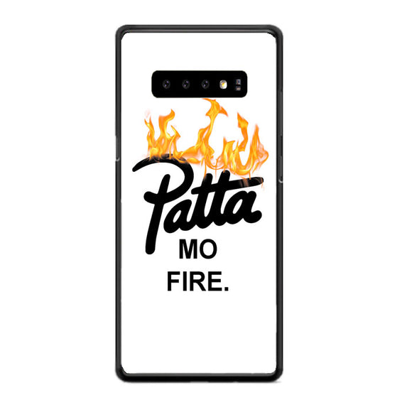 Patta Mo Fire Samsung Galaxy S10 Plus Case | Babycasee