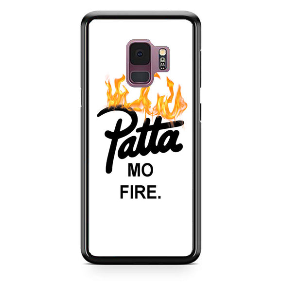 Patta Mo Fire Samsung Galaxy S9 Case | Babycasee