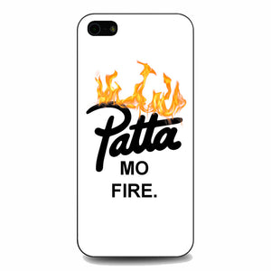 Patta Mo Fire iPhone 5|5S|SE Case | Babycasee