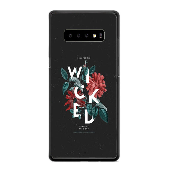 Pray For The Wicked Panic At The Disco Samsung Galaxy S10 Plus Case | Babycasee