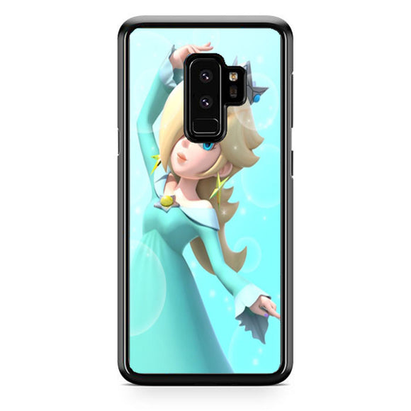 Princess Peach Tosca Dress Super Mario Samsung Galaxy S9 Plus| Babycasee