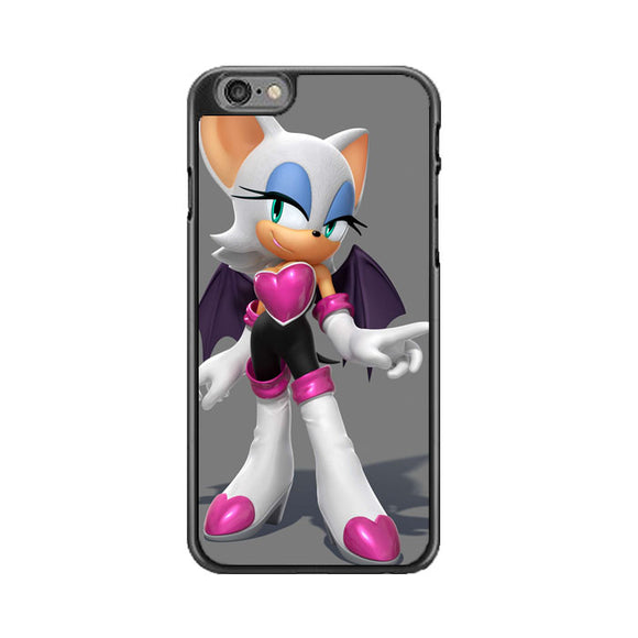 Rouge Sonic The Hedgehog iPhone 6|6S Case | Babycasee