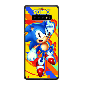 Sonic Mania Samsung Galaxy S10 Plus Case | Babycasee