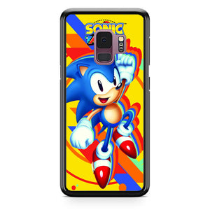 Sonic Mania Samsung Galaxy S9 Case | Babycasee