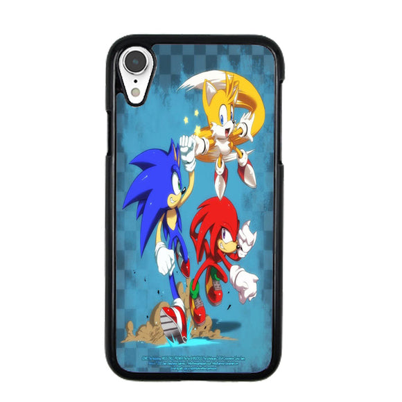 Team Sonic The Hedgehog iPhone XR | Babycasee