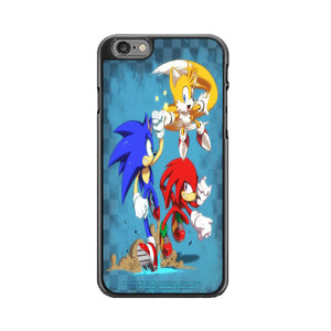 Team Sonic The Hedgehog iPhone 6|6S Case | Babycasee