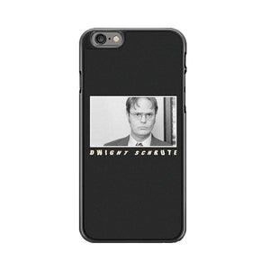 The Office Funny Cool Tv Show Dwight Schrute iPhone 6 Plus|6S Plus Case | Babycasee