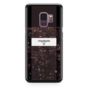 Thom Browne New York City Wallpaper Samsung Galaxy S9 Case | Babycasee