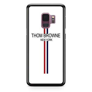 Thom Browne New York Wallpaper Samsung Galaxy S9 Case | Babycasee