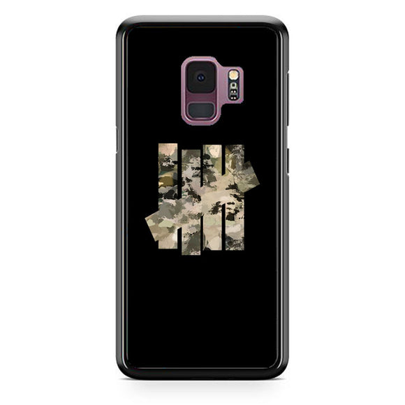 Undefeated Camouflage Logo Samsung Galaxy S9 Case | Babycasee