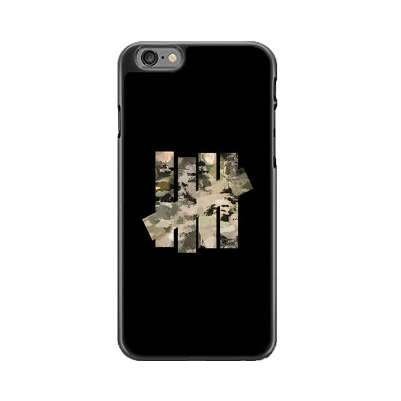 Undefeated Camouflage Logo iPhone 6|6S Case | Babycasee