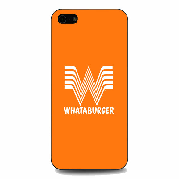 Whataburger Orange Logo iPhone 5|5S|SE Case | Babycasee