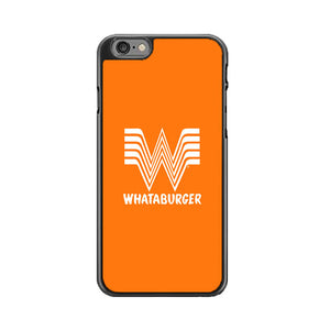 Whataburger Orange Logo iPhone 6|6S Case | Babycasee