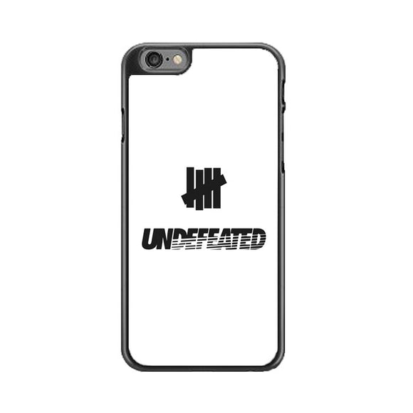White Black Undefeated Logo iPhone 6 Plus|6S Plus Case | Babycasee