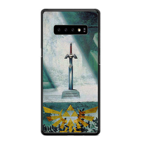 Zelda Sword In Forest Samsung Galaxy S10 Case | Babycasee