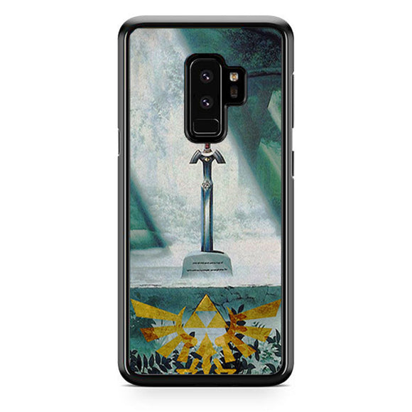 Zelda Sword In Forest Samsung Galaxy S9 Plus| Babycasee