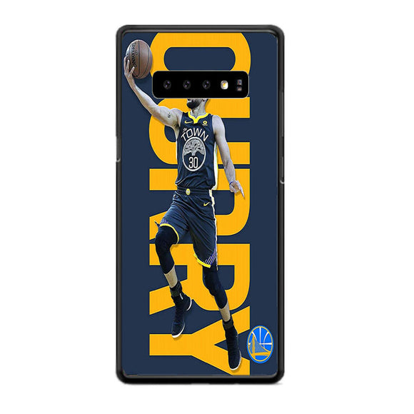 Curry Stephen 30 Golden State Warriors Samsung Galaxy S10 Case | Babycasee