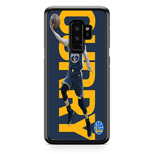 Curry Stephen 30 Golden State Warriors Samsung Galaxy S9 Plus| Babycasee