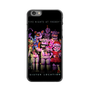 Five Nights At Freddys Sister Location Poster iPhone 6|6S Case | Babycasee