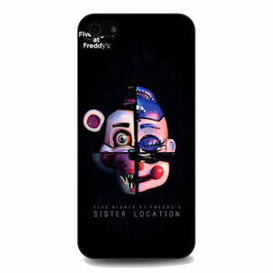 Five Nights At Freddys Sister Location Wallpaper iPhone 5|5S|SE Case | Babycasee