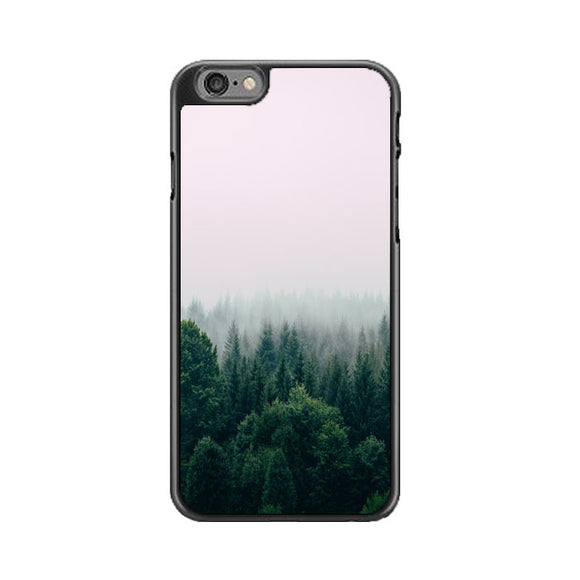 Foggy In Forest Mountain iPhone 6|6S Case | Babycasee