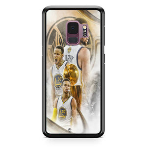 Golden State Warriors Curry Collages Samsung Galaxy S9 Case | Babycasee