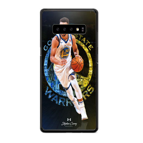 Golden State Warriors Stephen Curry Samsung Galaxy S10 Case | Babycasee