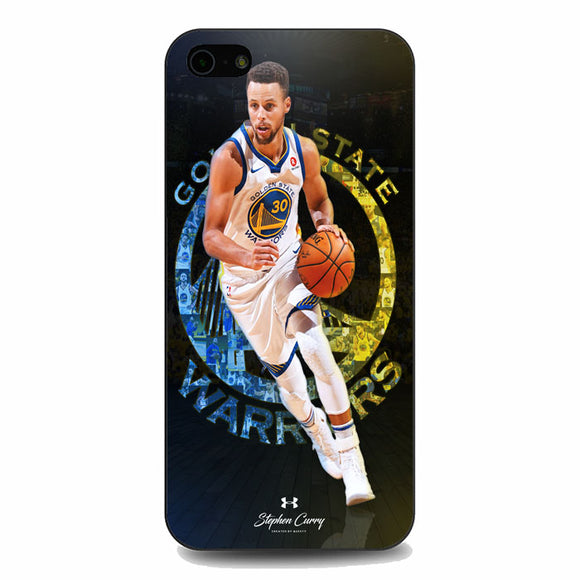 Golden State Warriors Stephen Curry iPhone 5|5S|SE Case | Babycasee