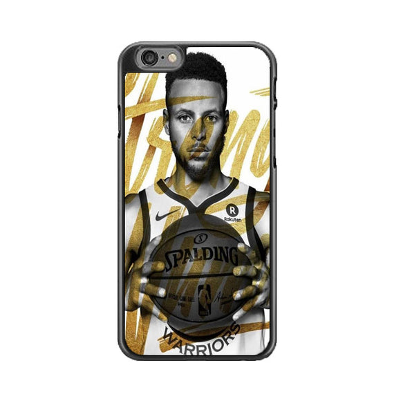 Golden Stephen Curry iPhone 6|6S Case | Babycasee