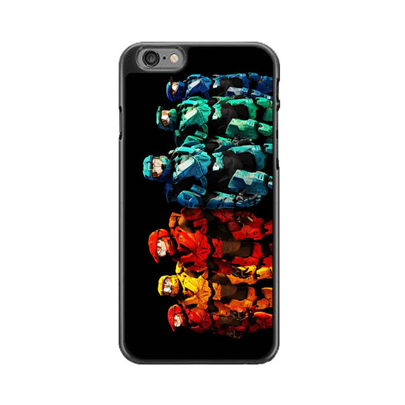 Halo 4 Six Color Costume iPhone 6|6S Case | Babycasee