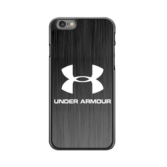 Iron Under Armour Silver Wallpaper iPhone 6 Plus|6S Plus Case | Babycasee