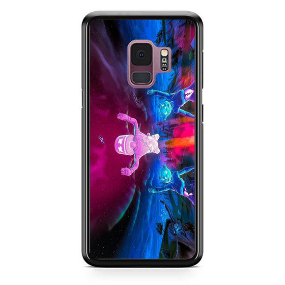 Marshmello Concert Live In Game Event In Fortnite Samsung Galaxy S9 Case | Babycasee