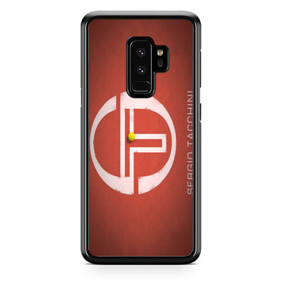 Sergio Tacchini Red Wallpaper Samsung Galaxy S9 Plus| Babycasee