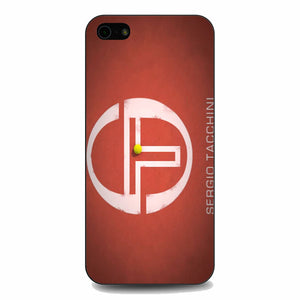 Sergio Tacchini Red Wallpaper iPhone 5|5S|SE Case | Babycasee