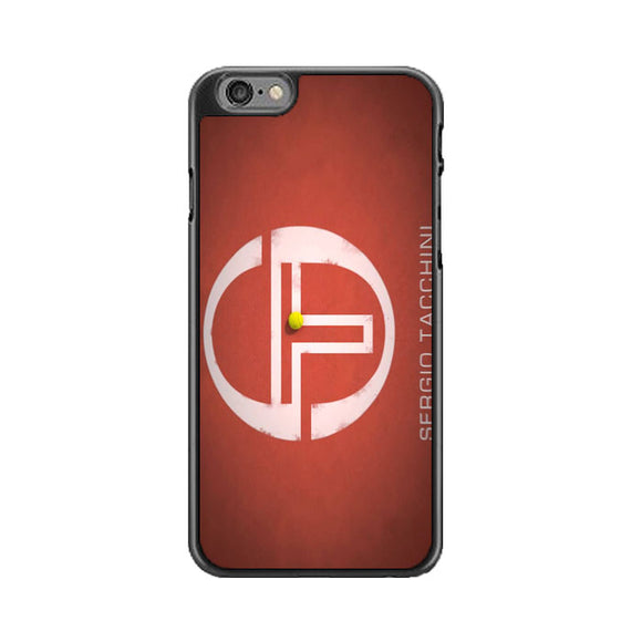 Sergio Tacchini Red Wallpaper iPhone 6|6S Case | Babycasee
