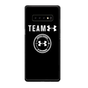 Team Under Armour Universal Guarantee Of Performance Samsung Galaxy S10 Plus Case | Babycasee