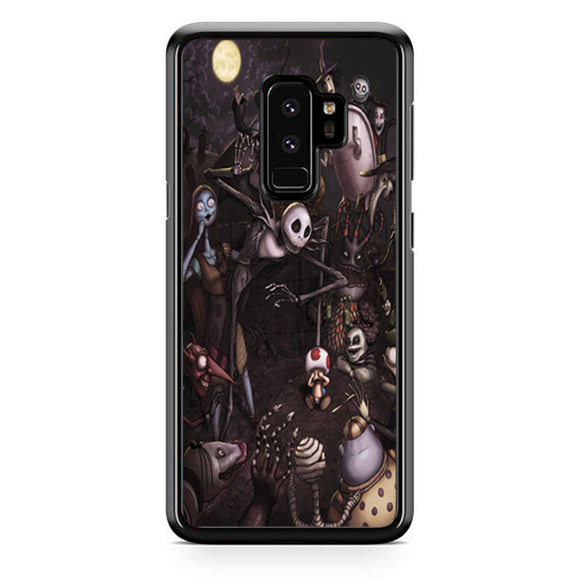 Jack Skellington And Friends Samsung Galaxy S9 Plus| Babycasee
