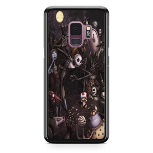 Jack Skellington And Friends Samsung Galaxy S9 Case | Babycasee