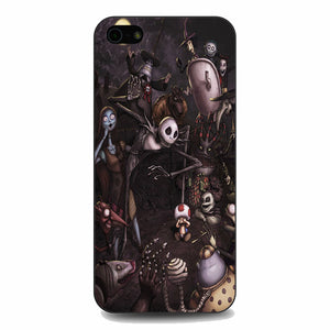 Jack Skellington And Friends iPhone 5|5S|SE Case | Babycasee