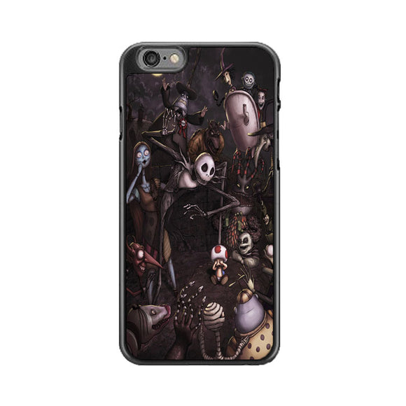 Jack Skellington And Friends iPhone 6 Plus|6S Plus Case | Babycasee