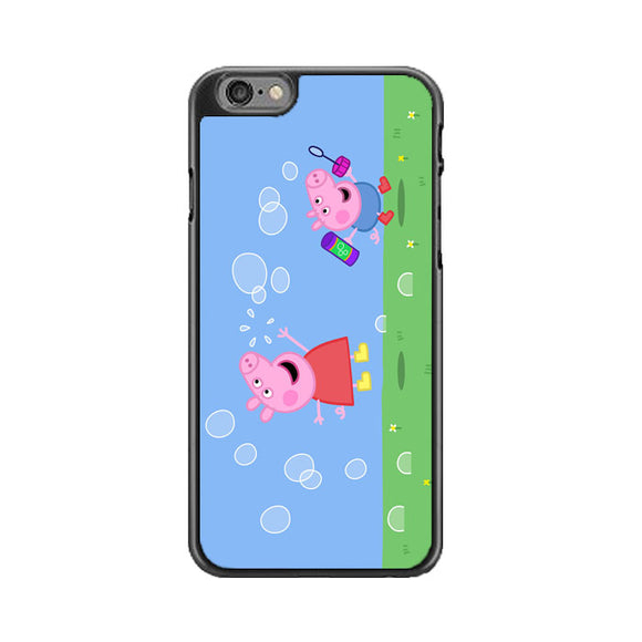 Peppa Pig Bubbles iPhone 6 Plus|6S Plus Case | Babycasee